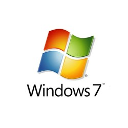 MS Windows 7 Pro OEM coa used